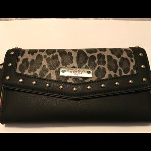 Black Cheetah Wallet